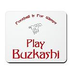 Buzkashi 1 Mousepad