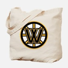 Wormtown_Bruins_Logo Tote Bag