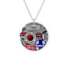 Railroad Necklace