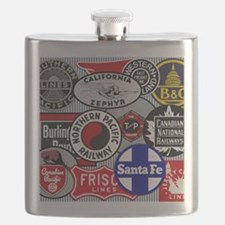 Railroad Flask