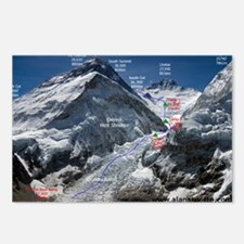 Mt. Everest Southeast Rid Postcards (Package of 8)