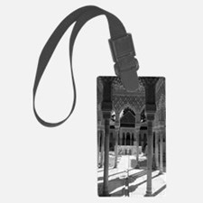 The Alhambra Luggage Tag