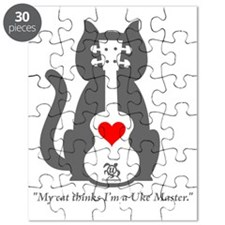Cat Uke Puzzle