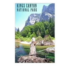 Kings Canyon National Par Postcards (Package of 8)