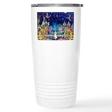 Secret Garden Fractal C Travel Mug