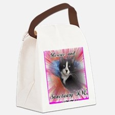 Izzy Canvas Lunch Bag