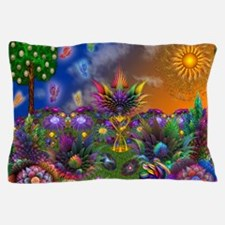 Apo Rainbow Garden Pillow Case