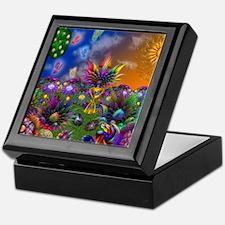 Apo Rainbow Garden Keepsake Box