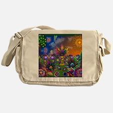 Apo Rainbow Garden Messenger Bag