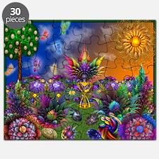 Apo Rainbow Garden Puzzle