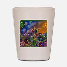 Apo Rainbow Garden Shot Glass