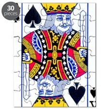 King of Spades Puzzle