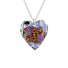King of Spades Necklace