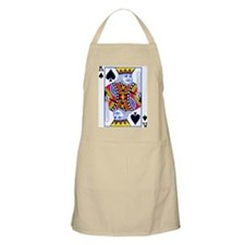 King of Spades Apron