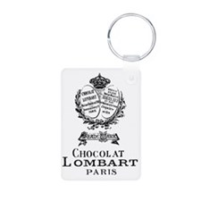 Chocolat Lombart Keychains