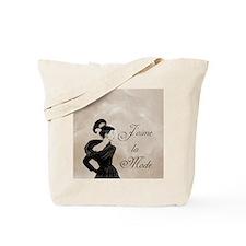 Jaime la mode Tote Bag