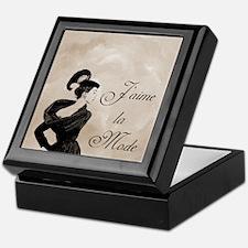 Jaime la mode Keepsake Box