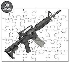 AR-15 Puzzle