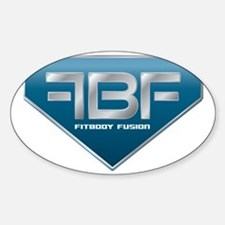 FitBody Fusion T-Shirt Decal