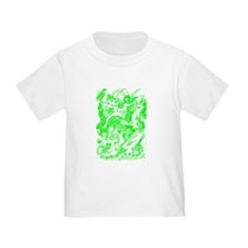 Green Multidragon T