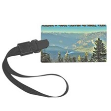 Sequoia and Kings Canyon Nationa Luggage Tag