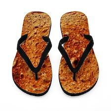 Toast Flip Flops