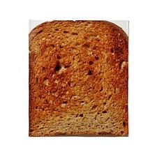 Toast Throw Blanket