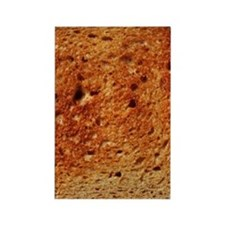 Toast Rectangle Magnet