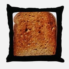 Toast Throw Pillow