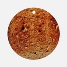 Toast Round Ornament