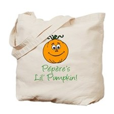 Peperes Little Pumpkin Tote Bag