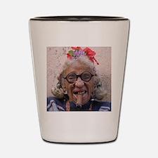 Enjoy Life Shot Glass