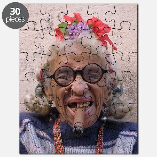 Enjoy Life Puzzle