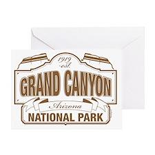 Grand Canyon National Park Greeting Card