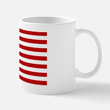 American Flag Car magnet Mug