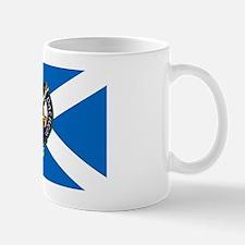 MacDonald of Glenbogle Family Flag Mug