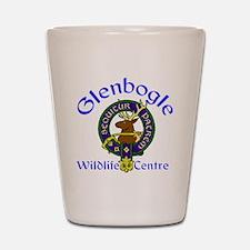 Glenbogle Wildlife Centre Shot Glass