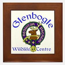 Glenbogle Wildlife Centre Framed Tile