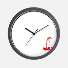How To Kill A Zombie Wall Clock