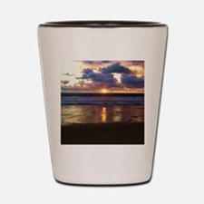 Marina del Rey Sunset Shot Glass