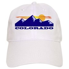 Colorado Rocky Mountains Cap