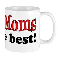 Czech Moms Are The Best Mug