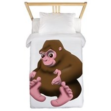 LITTLE SASQUATCH Twin Duvet