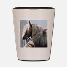 BLACK FOREST HORSE (Schwarz Waelder-Kal Shot Glass