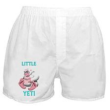 Little Yeti Boxer Shorts