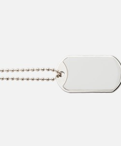 Global China Connection - White Dog Tags