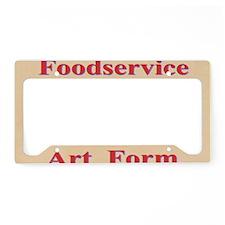 r License Plate Holder