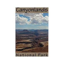 Canyonlands National Park (Ve Rectangle Magnet