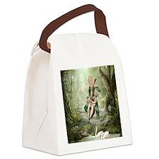 tef_travel_valet_757_V_F Canvas Lunch Bag