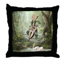 tef_stadium_hell_v_front Throw Pillow